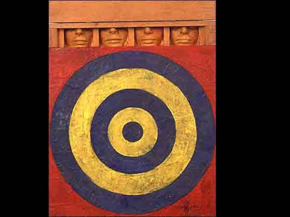 images final 1020 / Jasper Johns Target with Four Faces.JPG